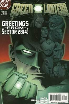 Green Lantern Vol. 2 (1990-2004) (Comic-Book) #170
