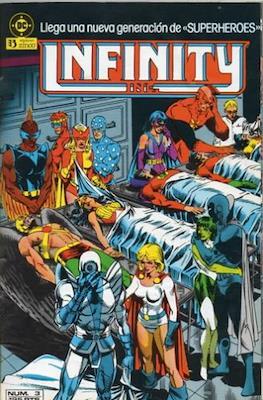 Infinity Inc. (1986-1988) (Grapa) #3