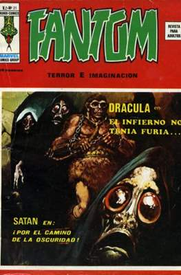 Fantom Vol. 2 (Grapa. 1974-1975) #21