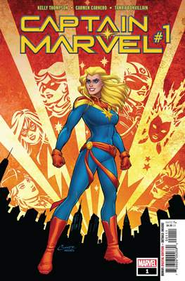 Captain Marvel Vol. 10 (2019-) (Comic Book) #1