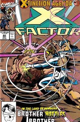 X-Factor Vol. 1 (1986-1998 Variant Cover)