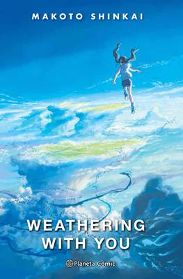 Weathering With You (Rústica 288 pp) #