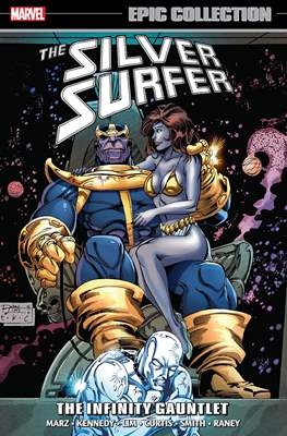 Silver Surfer Epic Collection (Softcover 480 pp) #7