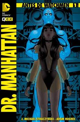 Antes de Watchmen: Dr. Manhattan (Grapa 32 pp) #1