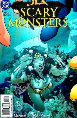 JLA: Scary Monsters (Grapa) #3
