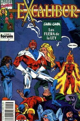 Excalibur Vol. 1 (1989-1995) (Grapa) #36