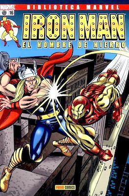 Biblioteca Marvel: Iron Man (2005-2008) (Rústica 160 pp) #16