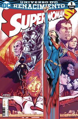 Superwoman. Renacimiento (Rústica 112-96 pp) #1