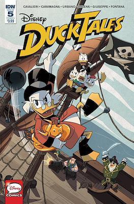 DuckTales (Comic Book) #5