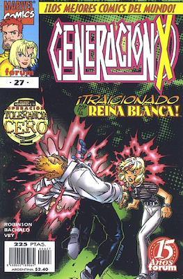Generación-X Vol. 2 (1996-2000) (Grapa 24 pp) #27