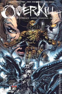 Overkill Witchblade / Aliens / Darkness / Predator (2000-2001) #2