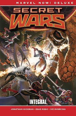 Secret Wars. Marvel Now! Deluxe