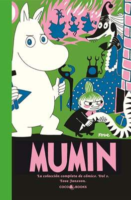 Mumin - La colección completa de cómics de Tove Jansson (Cartoné. 96 pp) #2