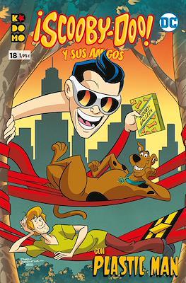 ¡Scooby-Doo! y sus amigos (Grapa 24 pp) #18