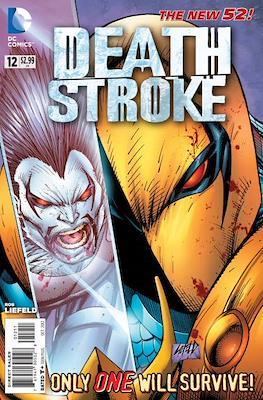 Deathstroke (2011-2013) (Comic Book) #12