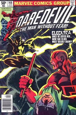 Daredevil Vol. 1 (1964-1998) (Comic Book) #168