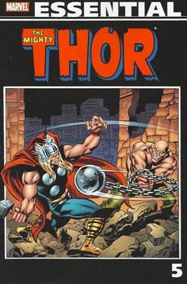 Marvel Essential: Thor (Softcover) #5