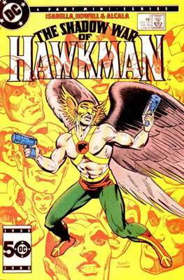 The Shadow War of Hawkman (Comic book) #2