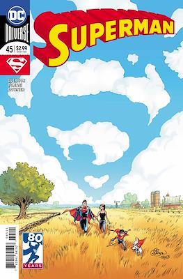 Superman Vol. 4 (2016-2018) #45