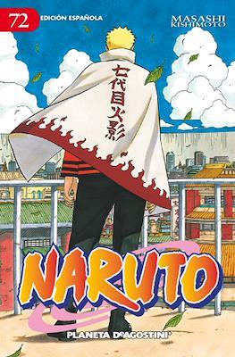 Naruto (Rústica con sobrecubierta) #72