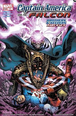 Captain America and The Falcon (Comic-book) #11