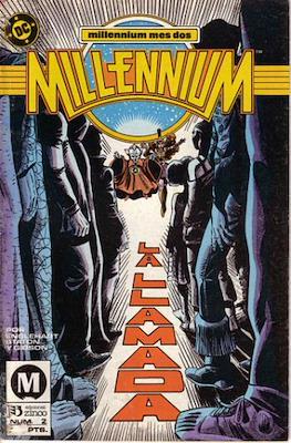 Millennium (1988-1989) (Grapa, 36 páginas) #2