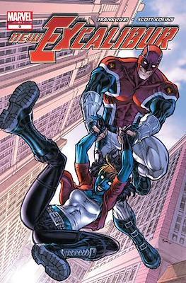 New Excalibur Vol 1 (Comic Book) #9