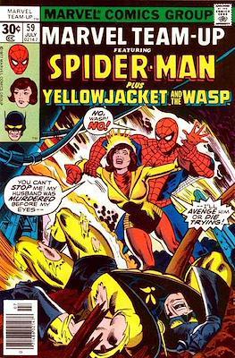Marvel Team-Up Vol. 1 (Comic-Book) #59