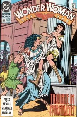 Wonder Woman Vol. 2 (1987-2006) (Comic Book) #39