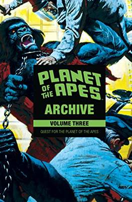 Planet of the Apes Archive (Digital) #3