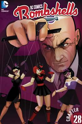DC Comics: Bombshells #28