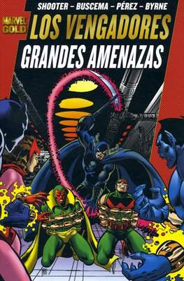 Los Vengadores. Marvel Gold #10