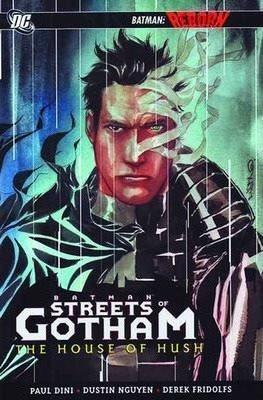 Batman: Streets of Gotham vol 1 (2009-2011) #3