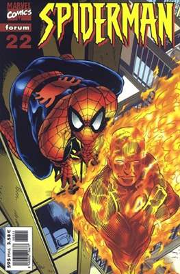 Spiderman Vol. 5 (1999-2002) (Rústica 128 pp) #22