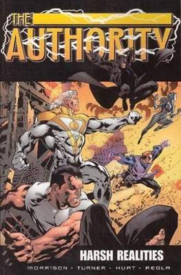 The Authority (Softcover 128-160-192 pp) #5