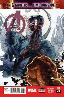Avengers Vol. 5 (2013-2015) (Comic Book) #38