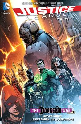 Justice League (2011-2016) (Softcover) #7