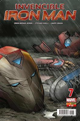 El Invencible Iron Man Vol. 2 (2011-) (Grapa - Rústica) #82