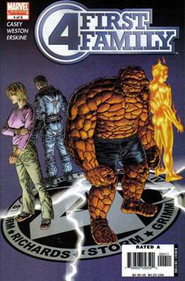 Fantastic Four: First Family (comic-book) #4