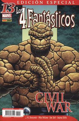 Los 4 Fantásticos Vol. 6. (2006-2007) Edición Especial (Grapa) #13