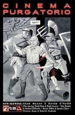Cinema Purgatorio (Comic-book) #2