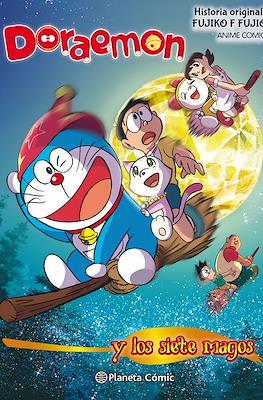 Doraemon y los siete magos (Rústica 144 pp) #