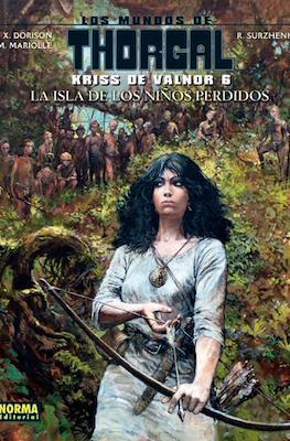 Los mundos de Thorgal. Kriss de Valnor (Cartoné 48 pp) #6