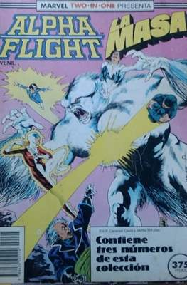 Alpha Flight (Vol. 1) (Retapado Rústica) #5