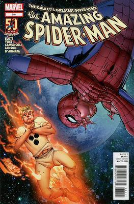 The Amazing Spider-Man Vol. 2 (1999-2014) (Comic-Book) #681