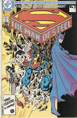 The Man of Steel (Comic-book) #3