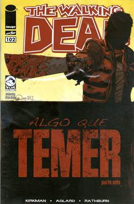 The Walking Dead (Grapas) #102