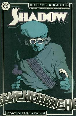 The Shadow Vol. 3 #16