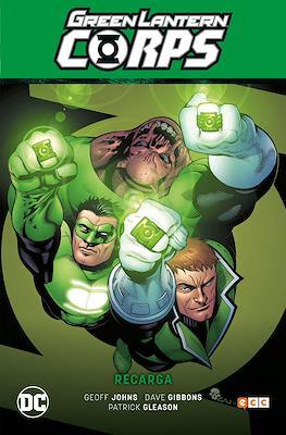 Green Lantern Saga de Geoff Johns (Cartoné 224-168 pp) #3