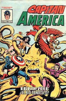 Capitán América Vol. 4 (1981-1982) (Grapa) #9